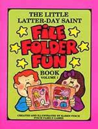 The Little Latter-day Saint File Folder Fun, Vol. 1
