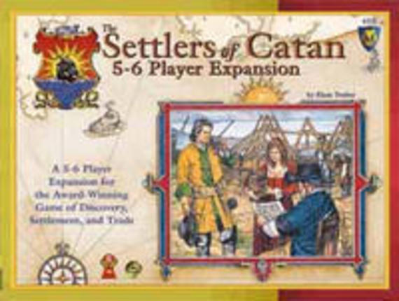 catan 6 player expansion