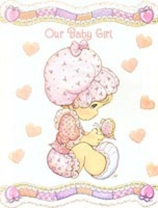 Our Baby Girl Precious Moments Baby Book Deseret Book