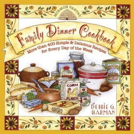 Cookbook Cover Clip Art