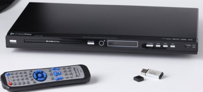 ClearPlay DVD Player