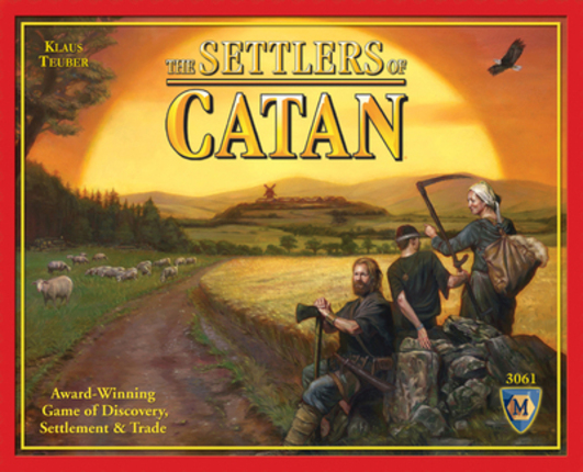 The Settlers of Catan: 4th Edition