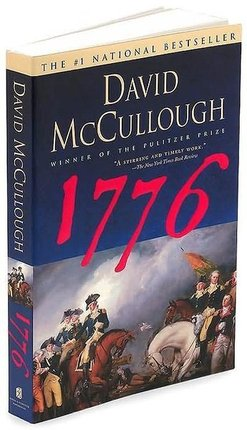 book critique 1776 by david mccullough David mccullough is an outstanding historian, lecturer, and teacher he has a knack for taking historical events and personages and bringing them to vivid life for people of all ages he has written numerous popular history books, on a range of subject from a biography on john adams, which can be read as a companion book to 1776 , to an .