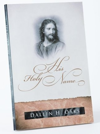 His holy name