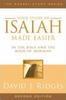 Isaiah made easier 2x3 6