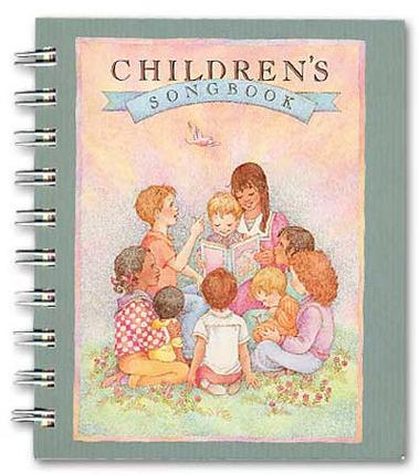 Children S Songbook Spiral Bound Deseret Book
