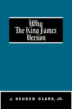 Original why the king james version