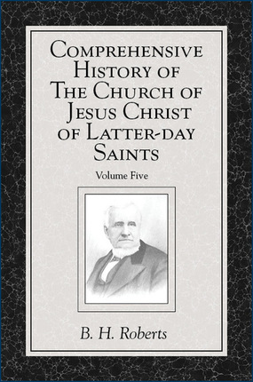 Original comprehensive history vol five