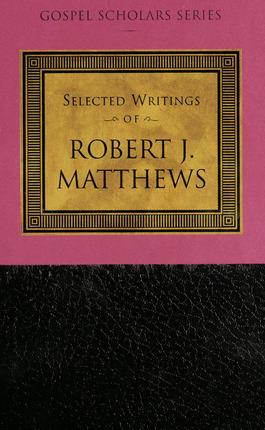 Selectedwritingsrobertmatthews