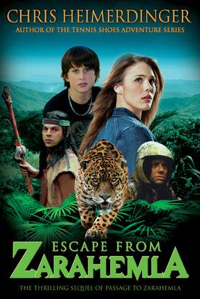 Escapefromzarahemla cover