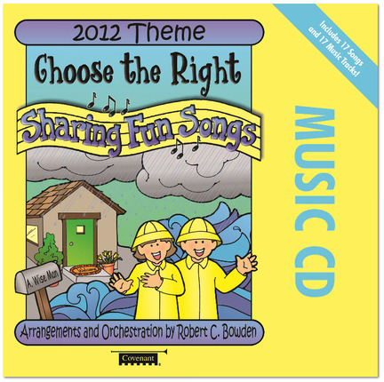 Sharing Fun Songs: Choose the Right