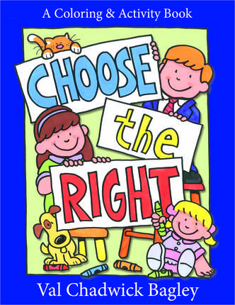 Vb choose the right ctr activity book