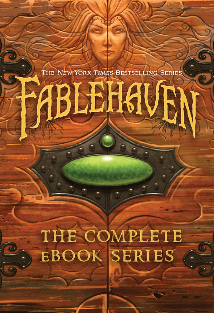 Fablehaven complete ebook series