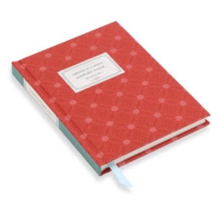 Writing wonderful journal