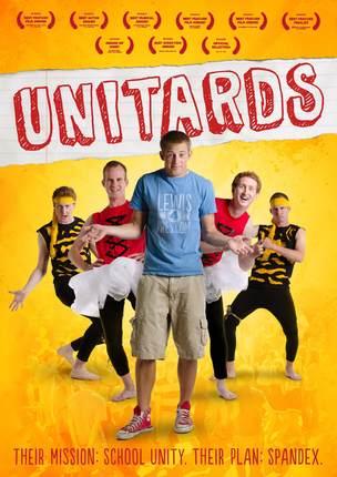 Unitards dvd cover