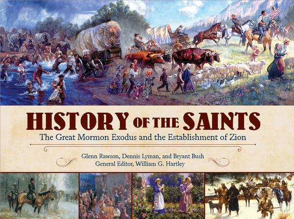 Historysaintsmormonexodus