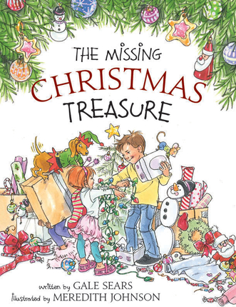 The Missing Christmas Treasure