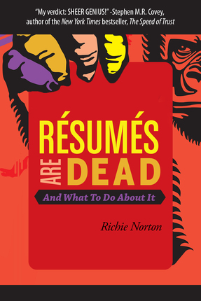 Resumes are dead