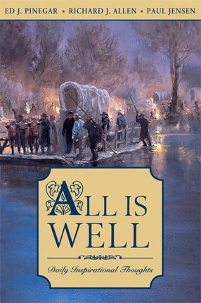 Daily Inspirational Thoughts Amusing All Is Well Daily Inspirational Thoughts  Deseret Book