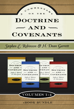 A Commentary on the Doctrine and Covenants Set Bundle