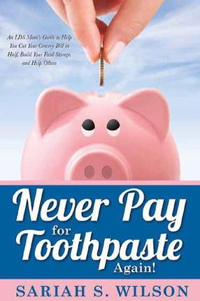 Never pay for toothpaste