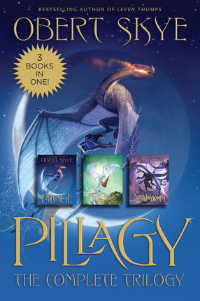 Pillagy: The Complete Trilogy