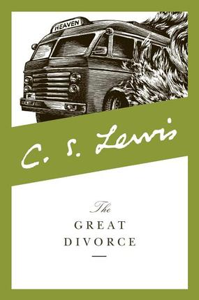 Softcover great divorce