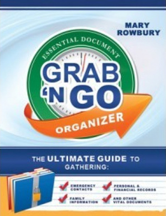 Grab 'n Go Essential Document Organizer