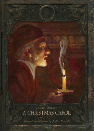 a christmas carol illustrated edition by charles dickens