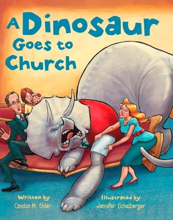 Dinosaurgoestochurch