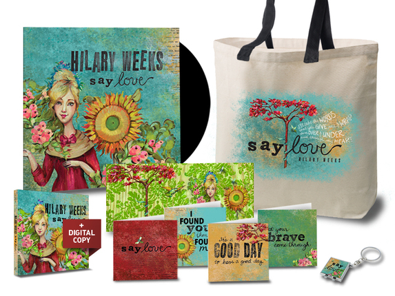 Say_love_limited_edition_package