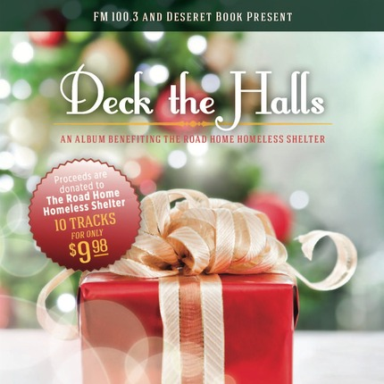 Deck the halls fm100 cd
