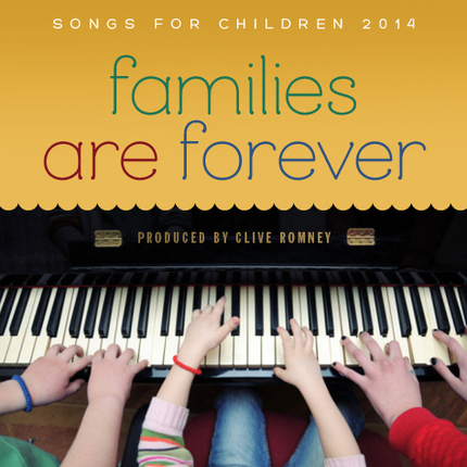 Families are forever cd