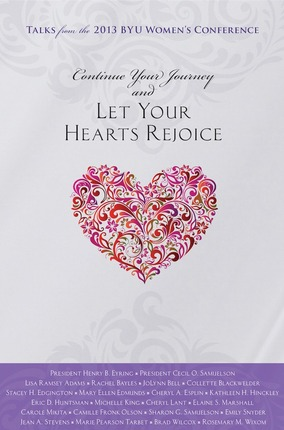 Continue your journey let your heart rejoice