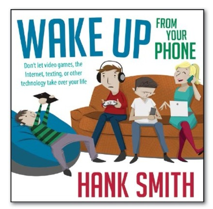 Wake up from your phone