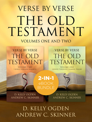 Verse by Verse, The Old Testament Vol. 1 & 2