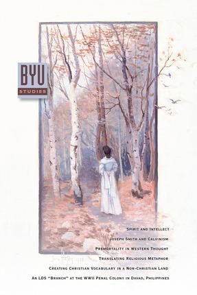 BYU Studies Volume 9 No. 4 1969 Mormon A Voice For Community of LDS Scholars