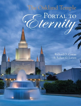 Oakland temple portal to eternity