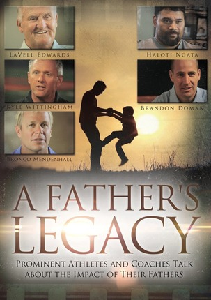 A fathers legacy dvd