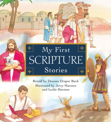 My first scripture stories