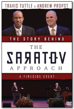 Story behind saratov approach