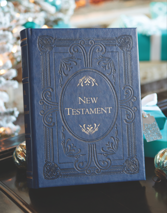 New Testament- Heirloom Edition