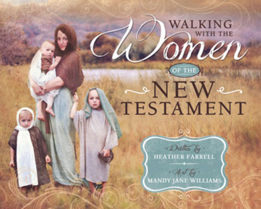 Walking with the women of the nt 2x3 web