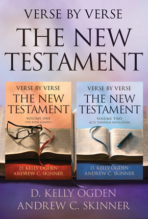 Verse by Verse, The New Testament Vol. 1 & 2