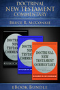 Doctrinal New Testament Commentary Bundle