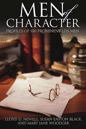 Men of character cover