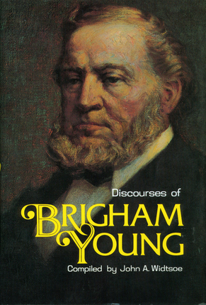 Discourses of brigham young old