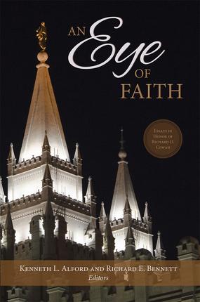 An eye of faith front