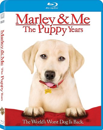 Marley   me the puppy years bluray 5137290