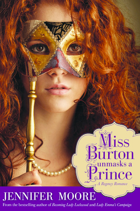 Miss burton cover